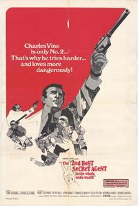 Second Best Secret Agent - 11 x 17 Movie Poster - Style A