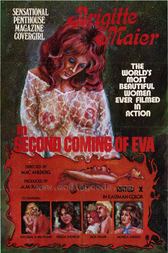 Second Coming of Eva movie