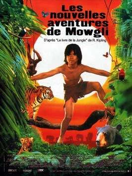 The Second Jungle Book: Mowgli & Baloo - 11 x 17 Movie Poster - French Style A