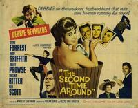 Second Time Around - 22 x 28 Movie Poster - Half Sheet Style A