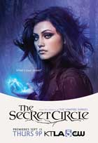 The Secret Circle (TV) - 11 x 17 TV Poster - Style G