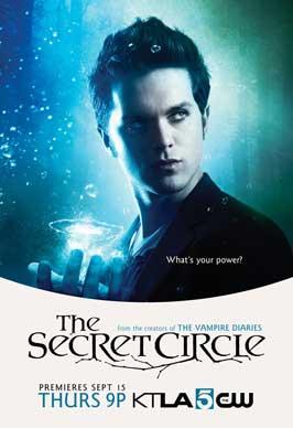 The Secret Circle (TV) - 11 x 17 TV Poster - Style B