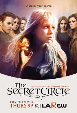 The Secret Circle (TV) - 11 x 17 TV Poster - Style C