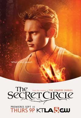 The Secret Circle (TV) - 11 x 17 TV Poster - Style D