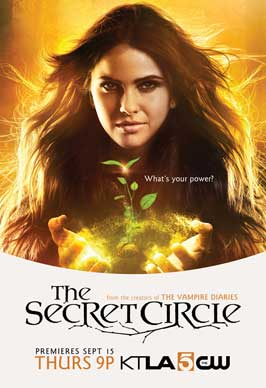 The Secret Circle (TV) - 11 x 17 TV Poster - Style E