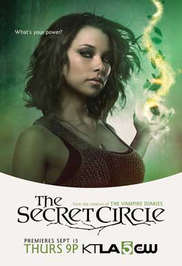 The Secret Circle (TV) - 11 x 17 TV Poster - Style F
