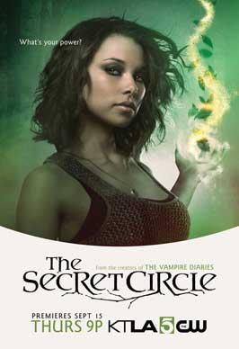 The Secret Circle (TV) - 11 x 17 TV Poster - Style F