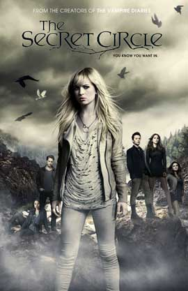 The Secret Circle (TV) - 11 x 17 TV Poster - Style H