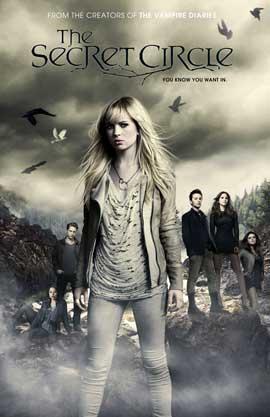 The Secret Circle (TV) - 27 x 40 TV Poster - Style B