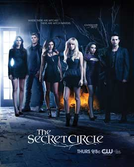 The Secret Circle (TV) - 27 x 40 TV Poster - Style C
