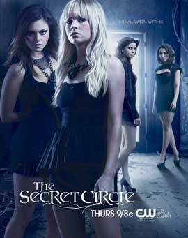 The Secret Circle (TV) - 11 x 17 TV Poster - Style K