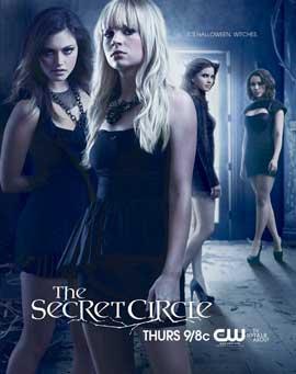 The Secret Circle (TV) - 11 x 17 TV Poster - Style K