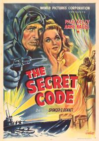 The Secret Code - 11 x 17 Movie Poster - Style A