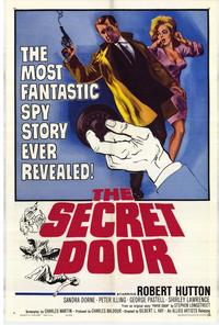 The Secret Door - 11 x 17 Movie Poster - Style A