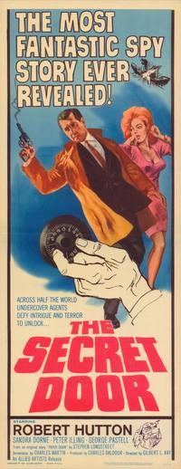 The Secret Door - 11 x 17 Movie Poster - Style B