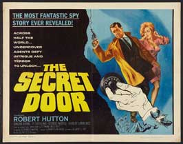 The Secret Door - 11 x 14 Movie Poster - Style A