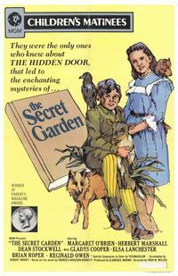 The Secret Garden - 11 x 17 Movie Poster - Style B
