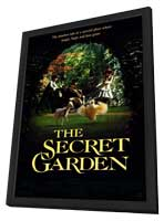 The Secret Garden - 11 x 17 Movie Poster - Style A - in Deluxe Wood Frame