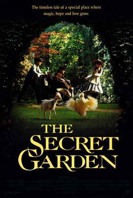 The Secret Garden - 11 x 17 Movie Poster - Style A