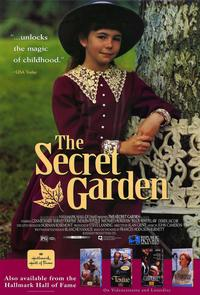 The Secret Garden - 27 x 40 Movie Poster - Style B