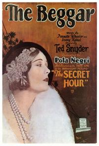 The Secret Hour - 27 x 40 Movie Poster - Style A