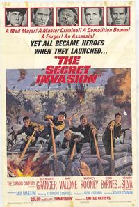Secret Invasion - 11 x 17 Movie Poster - Style A