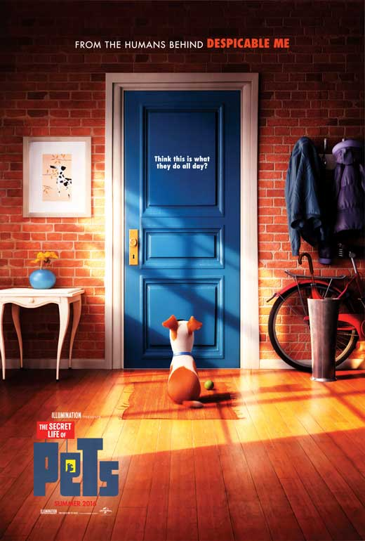 Image result for secret life of pets movie poster