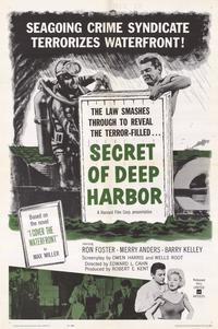 Secret of Deep Harbor - 11 x 17 Movie Poster - Style A