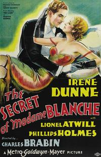 The Secret of Madame Blanche - 27 x 40 Movie Poster - Style A