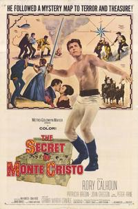 The Secret of Monte Cristo - 27 x 40 Movie Poster - Style A