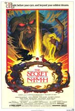 The Secret of NIMH - 27 x 40 Movie Poster - Style A