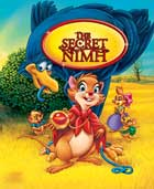 The Secret of NIMH - 22 x 28 Movie Poster - Half Sheet Style B