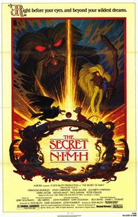 The Secret of NIMH - 11 x 17 Movie Poster - Style A