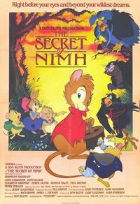 The Secret of NIMH - 11 x 17 Movie Poster - Style B