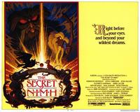 The Secret of NIMH - 11 x 14 Movie Poster - Style A