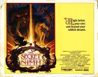 The Secret of NIMH - 22 x 28 Movie Poster - Half Sheet Style A