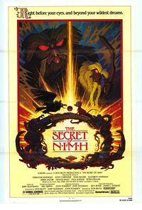 The Secret of NIMH - 43 x 62 Movie Poster - Bus Shelter Style A