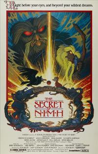 The Secret of NIMH - 43 x 62 Movie Poster - Bus Shelter Style C