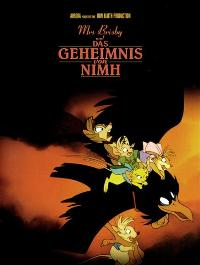The Secret of NIMH - 27 x 40 Movie Poster - German Style A