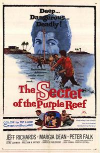 Secret of the Purple Reef - 11 x 17 Movie Poster - Style A