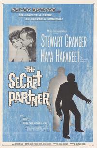 Secret Partner - 11 x 17 Movie Poster - Style A