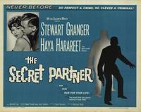 Secret Partner - 22 x 28 Movie Poster - Half Sheet Style A