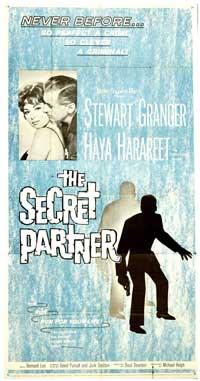 Secret Partner - 20 x 40 Movie Poster - Style A