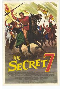The Secret Seven - 11 x 17 Movie Poster - Style A