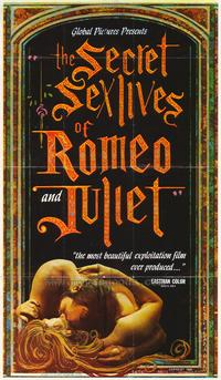 The Secret Sex Lives of Romeo and Juliet - 27 x 40 Movie Poster - Style A