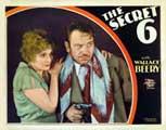 The Secret Six - 11 x 14 Movie Poster - Style B