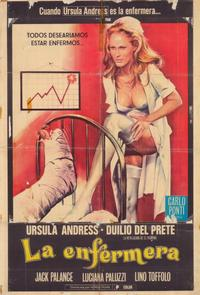 The Secrets of a Sensuous Nurse - 11 x 17 Movie Poster - Spanish Style A