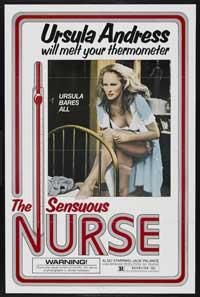The Secrets of a Sensuous Nurse - 11 x 17 Movie Poster - Style A