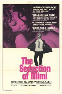 Seduction of Mimi - 11 x 17 Movie Poster - Style A