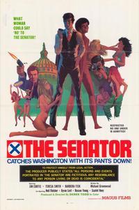 The Senator - 11 x 17 Movie Poster - Style A